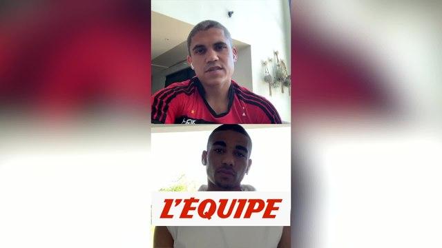Djiku : «Laurey, un coach atypique» - Foot - L1 - Strasbourg
