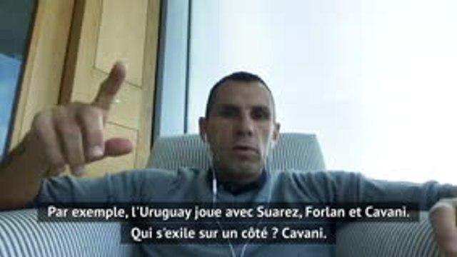 """Ligue 1 - Poyet sur Cavani : """"Il a toujours été le joueur sacrifié"""""""