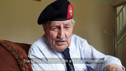 Harrogate D Day veteran  John Rushton