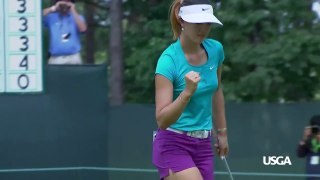 U.S. Women's Open Rewind- 2014: Wie Breaks Through at Pinehurst No. 2 (Golf)