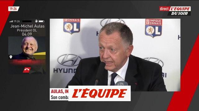 JM Aulas : « Le football français n'est pas sur de se remettre de cet arrêt prématuré » - Foot - L1