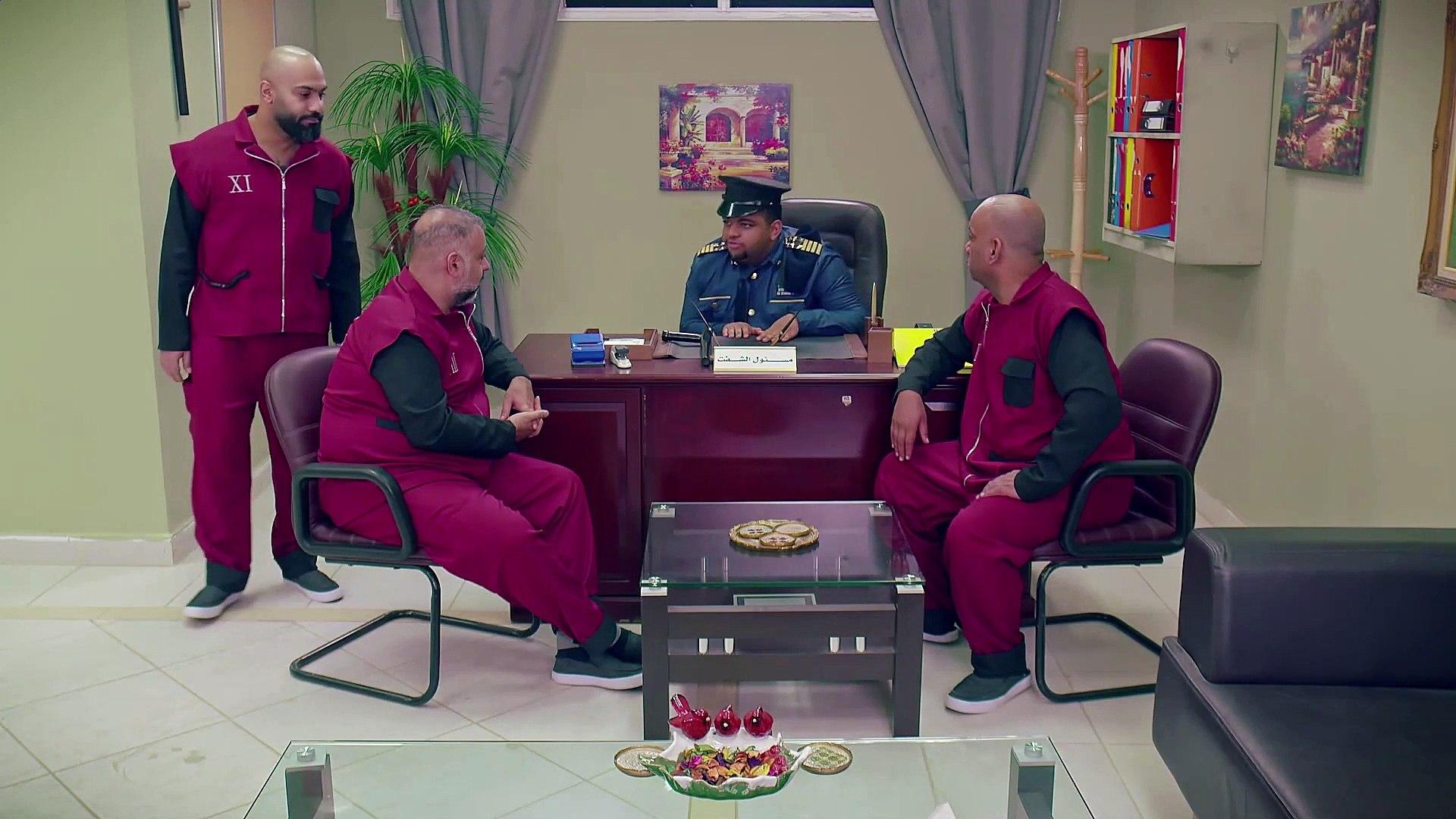 مسلسل حسن البلام السجن الحلقه 14
