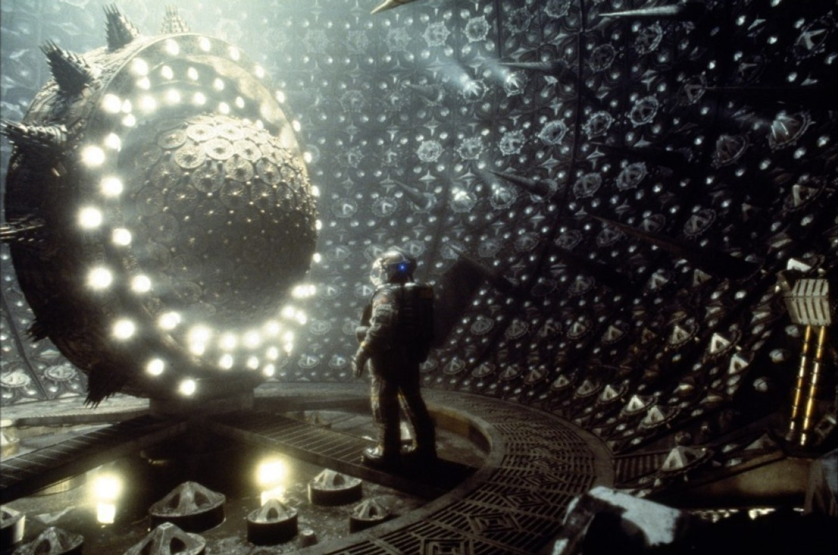 "A scene from ""Event Horizon""."