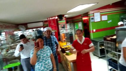 #RicoyCharladito Hallacas en Panaderia La Mejor Cucuta