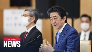 Abe reiterates call for unconditional meeting with N. Korea's Kim Jong-un