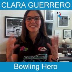 Clara Guerrero Interview