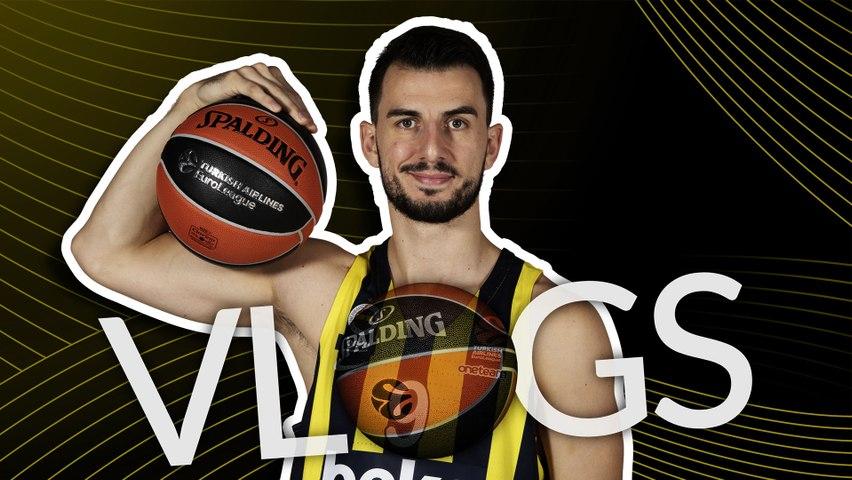 EuroLeague Vlogs: Leo Westermann, Fenerbahce Beko Istanbul