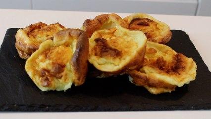 Pudding dello Yorkshire | Bimby TM6 TM5 TM31 THERMOMIX
