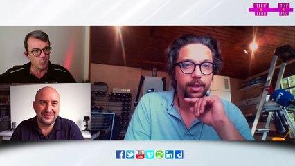 Tech'N Prod #21 le grand debrief et en guest, Matthieu Belliard, journaliste-présentateur à Europe1