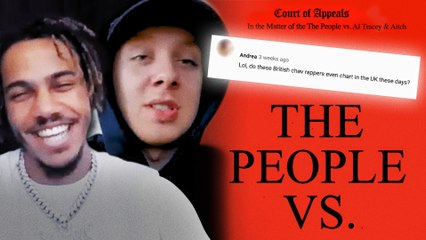 """""""This is a Set Up"""": AJ Tracey x Aitch Respond to Their YouTube Comments"""