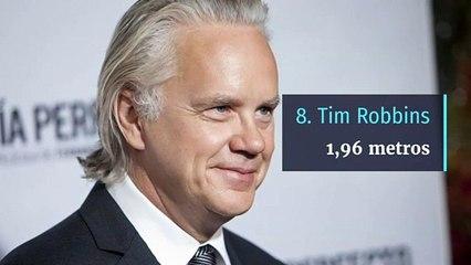 10 de los actores más altos de Hollywood