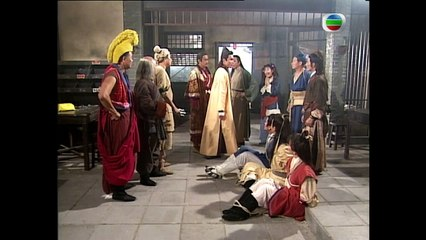Anh Hùng Xạ Điêu 1994 FFVN tập 21   Trương Trí Lâm, Chu Ân