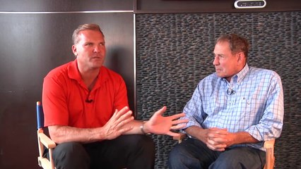 Scott Zolak with Bob Lobel - Legends Boston