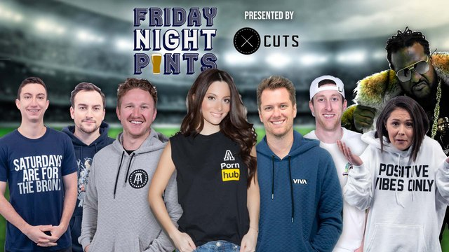 Friday Night Pints with Special Guest Pornhub Aria
