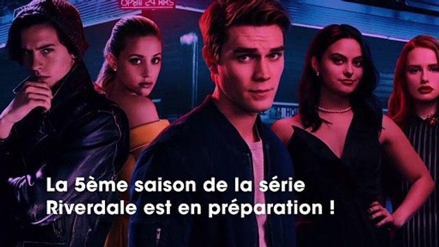 Riverdale saison 5 : drames pour les couples, départs, les 1ères infos sur la suite