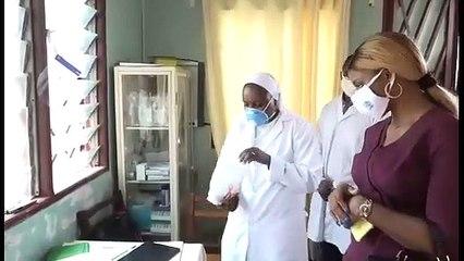 Mgr Samuel Kleda, l'évêque camerounais qui soigne le coronavirus