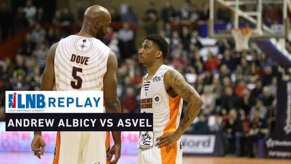Replay - Gravelines-Dunkerque - LDLC Asvel (2016) avec Andrew Albicy !