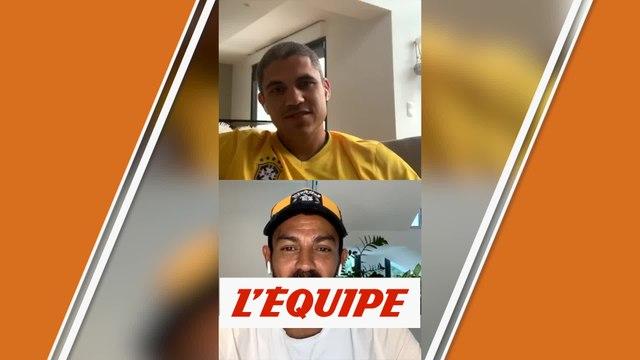 Vitorino Hilton : « L'envie est toujours là » - Foot - L1 - Montpellier