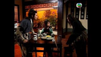 Anh Hùng Xạ Điêu 1994 FFVN tập 23   Trương Trí Lâm, Chu Ân