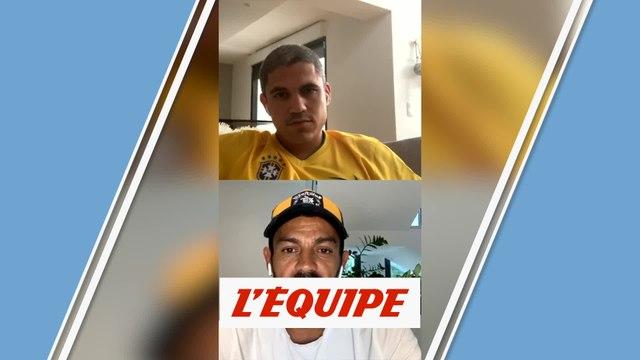 Vitorino Hilton « Hatem Ben Arfa a manqué de  professionnalisme » - Foot - L1