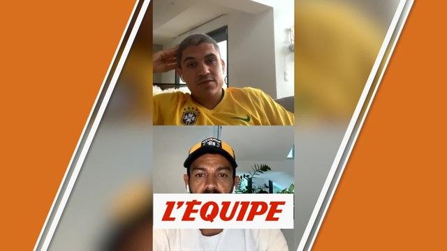 Vitorino Hilton « On a tous prié pour Junior Sambia » - Foot - L1 - Coronavirus