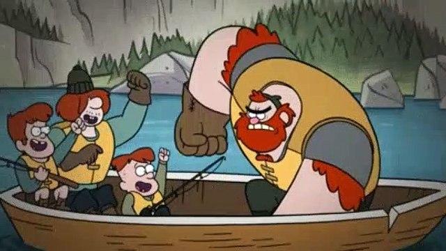 Gravity Falls Season 1 Episode 2 The Legend Of The Gobblewonker