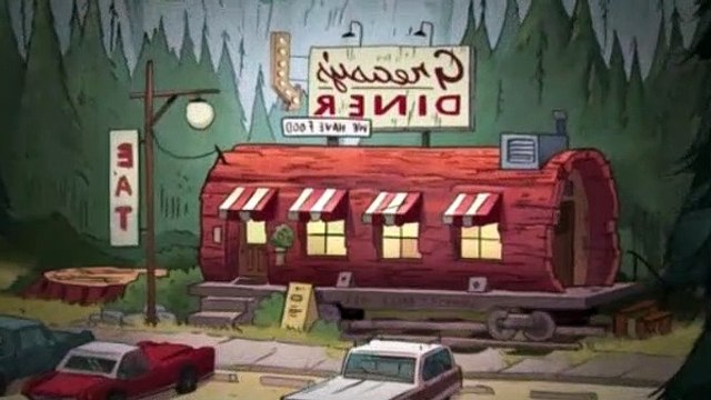 Gravity Falls Season 1 Episode 6 Dipper Vs Manliness