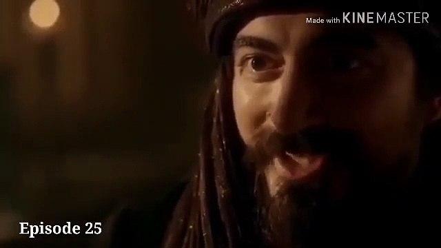 Ertugrul Ghazi Episode 25 Urdu | Season 1