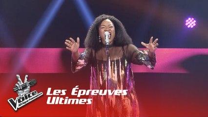 Lady Shine - La taille de ton amour| Les épreuves ultimes | The Voice Afrique Francophone | Saison 3