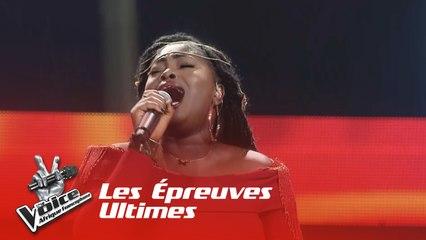 Orphelia - L'un pour l'autre | Les épreuves ultimes  | The Voice Afrique Francophone | Saison 3