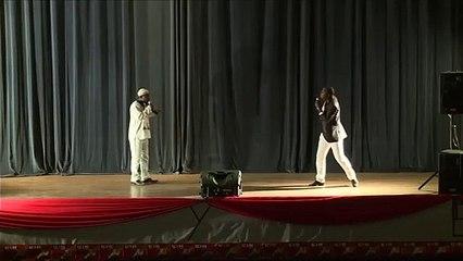 Tirailleurs Sénégalais et Réchauffement climatique selon Belphegor -  OYE -LA BONNE ANNÉE DU RIRE