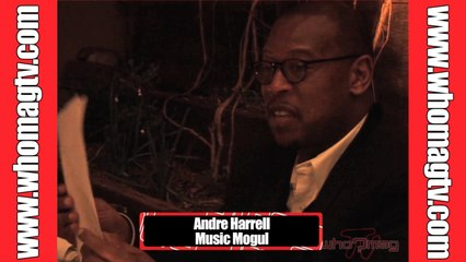 Andre Harrell (RIP) and WHO?MAG's Rob Schwartz discuss a new TV show