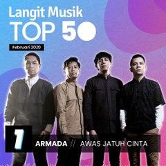 No 1 Langit Musik Top 50 Februari 2020