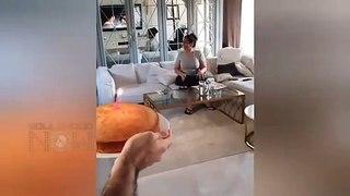 Archana Puran Singh's Son Ayushmaan Bakes Cake On Mother's Day With Maid Bhagyashri FUN Video