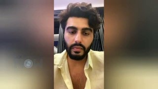 Arjun Kapoor Chokes, Gets EMOTIONAL Missing His Mother on Mother's Day