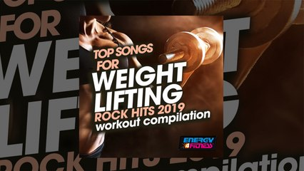 E4F - Top Songs For Weight Lifting Rock Hits 2020 Workout Collection - Fitness & Music 2020