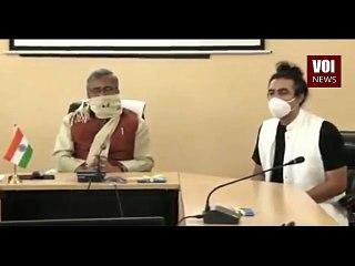 सीएम Trivendra Singh Rawat ने किया 'जज्बा' का विमोचन, जुबिन नौटियाल ने दी है आवाज