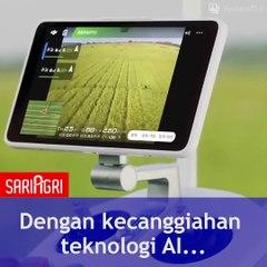 Drone Canggih Dunia Pertanian yang Buat Petani Jadi Happy