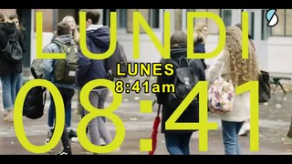 SKAM FRANCE 3X03 sub espanol S03E03 Invasion