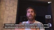 Real Madrid - Ramos : L'Allemagne imprime le rythme