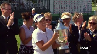 U.S. Women's Open Rewind- 2008: Inbee Park Coasts into the Winner's Circle at Interlachen (Golf)
