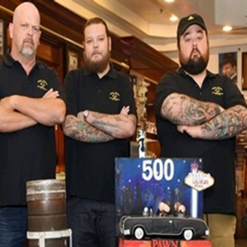 """Watch """"Pawn Stars"""" Season 17 Episode 25 [Official] — History"""