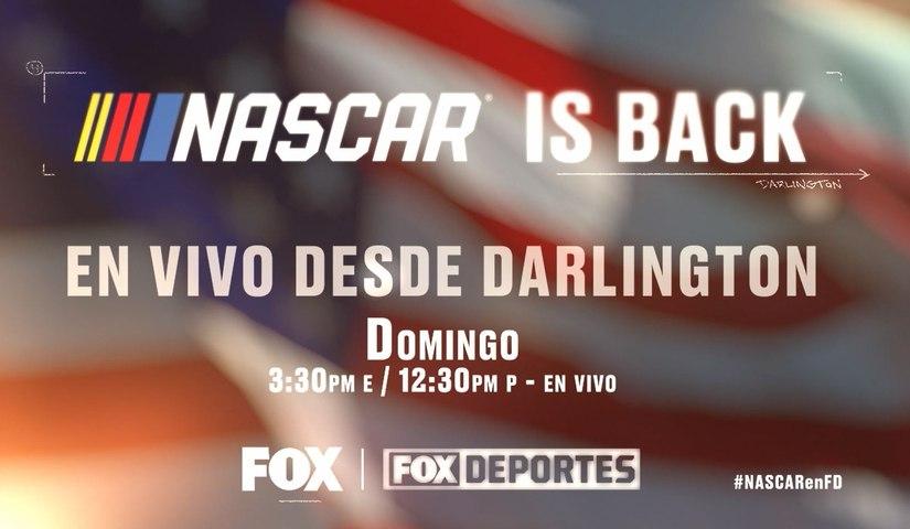 #NASCARenFD is back!