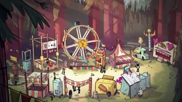 Gravity Falls Season 1 Episode 9 The Time Travelers Pig