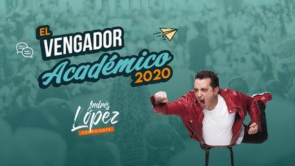 El Vengador Académico 2020