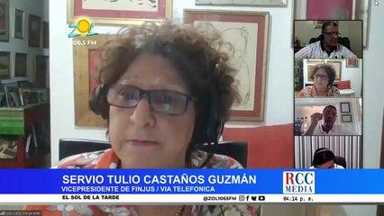 Servio Tulio Castaños Guzman habla de su posición sobre la ley de desechos sólidos