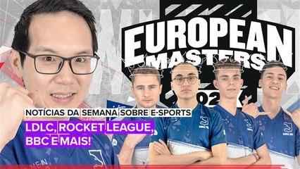 Notícias da semana sobre E-sports