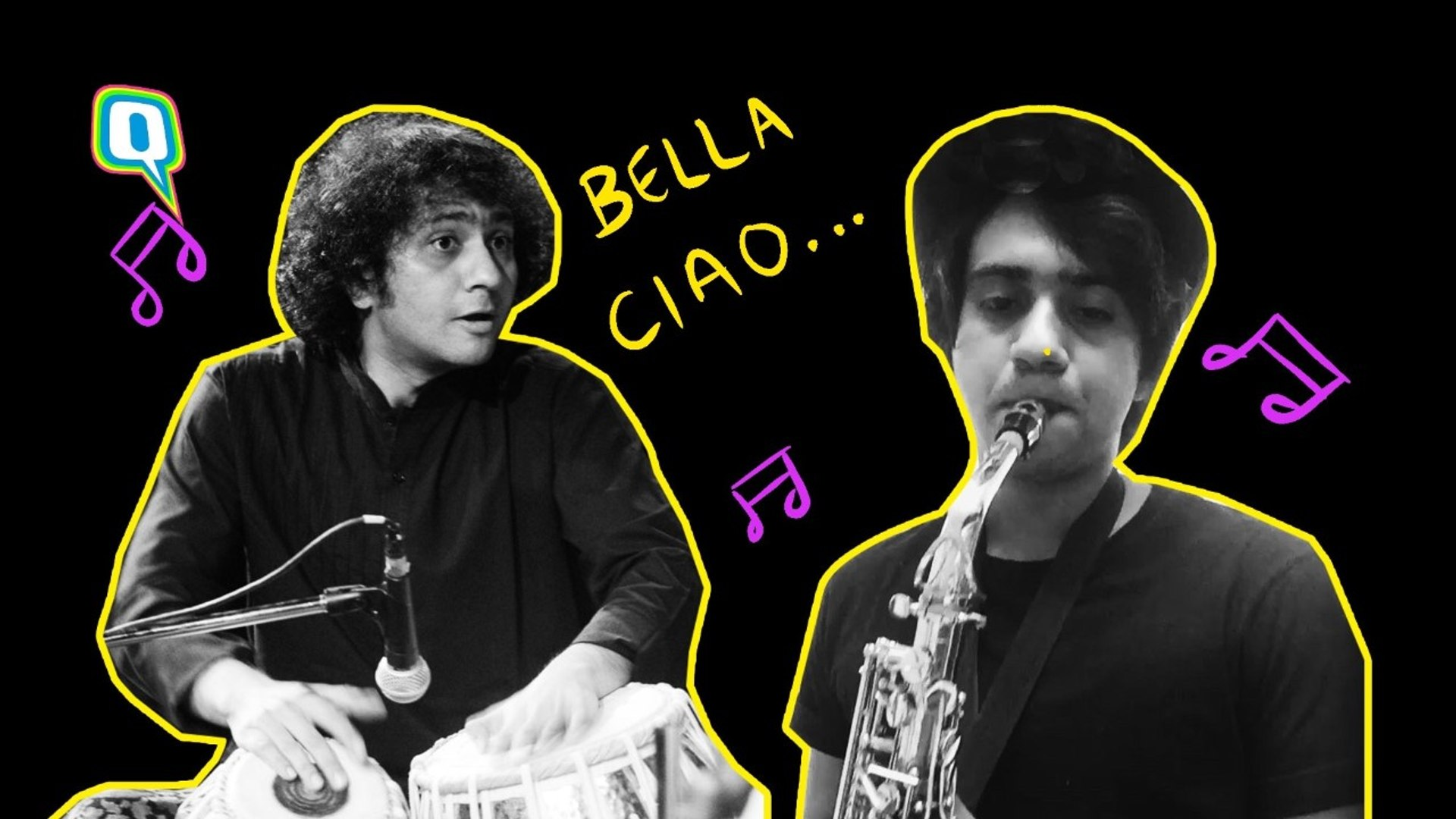 Indian Classical Cover Of Money Heist S Bella Ciao Video Dailymotion