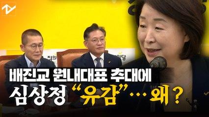 정의당 신임 원내대표에 배진교 당선인 만장일치로 추대