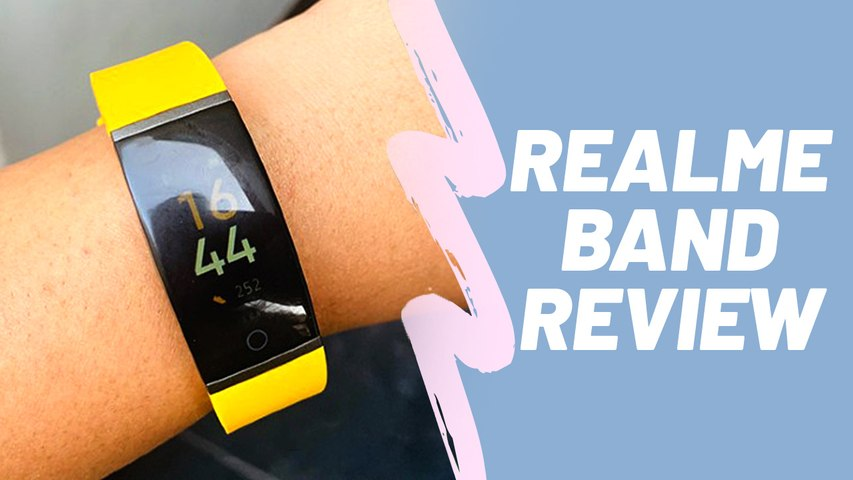 Realme Band full review: Your daily fitness companion